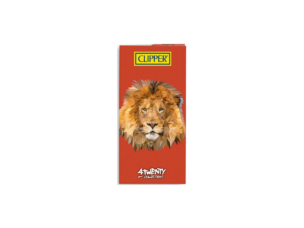 CLIPPER ANIMAL VECTOR 1  PAPIERIKY KING SIZE PREMIUM SET S FILTRAMI
