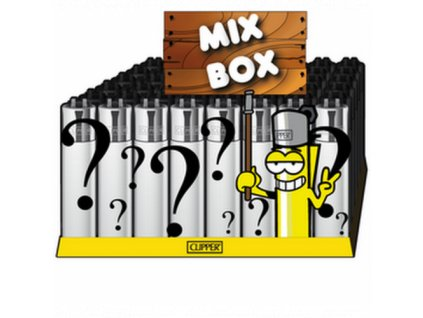 891 48ks mystery mix box cp22