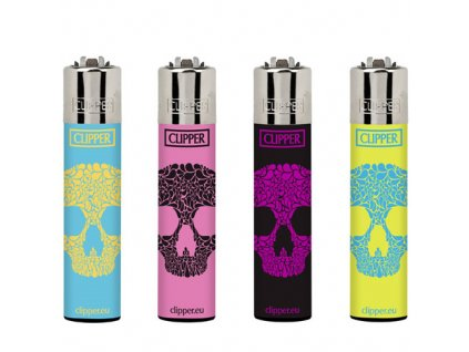 1254 4ks clipper skulls flash