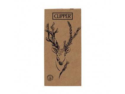 1581 papieriky clipper premium king size animal trees deer s filtrami