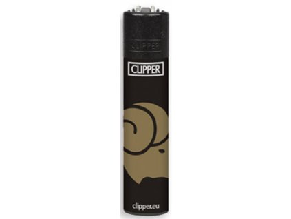 1ks CLIPPER® Black Horoscope (Znamení Býk)