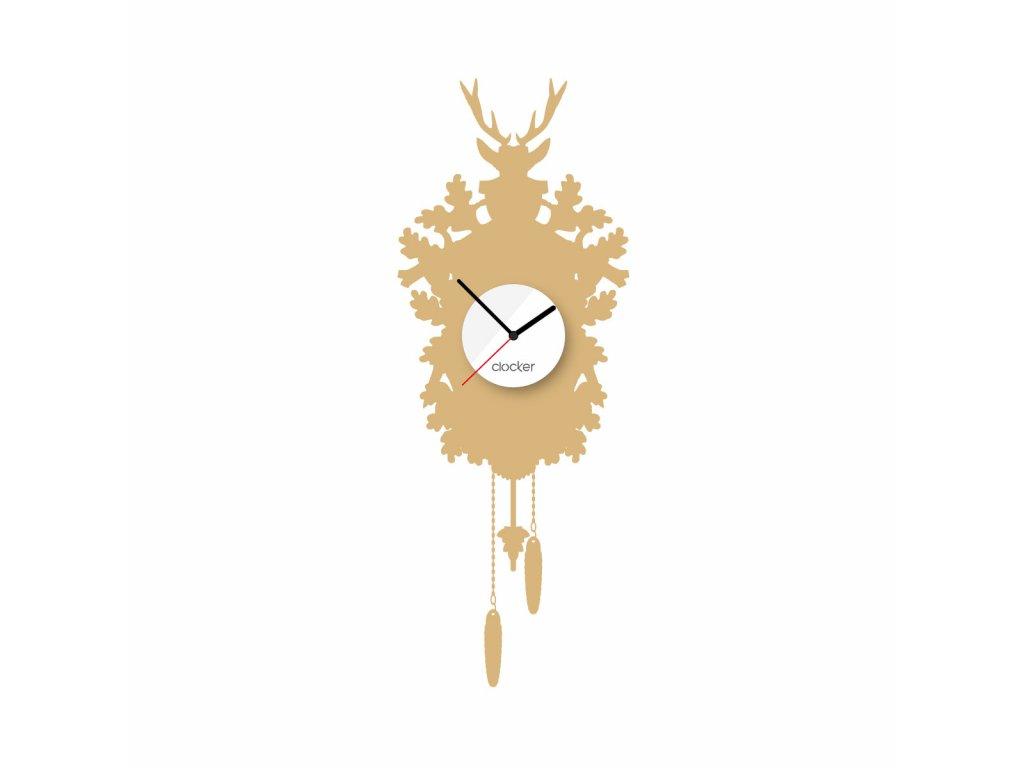 Nalepovací hodiny Cuckoo