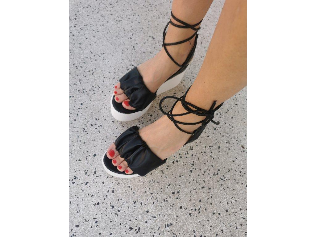 Dámske sandále JH161 black