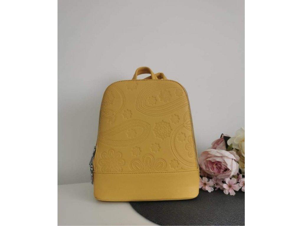 Ruksak 5455 yellow