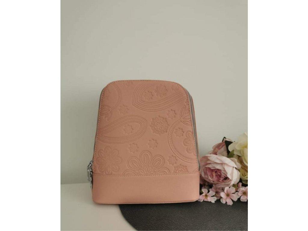 Ruksak 5455 pink