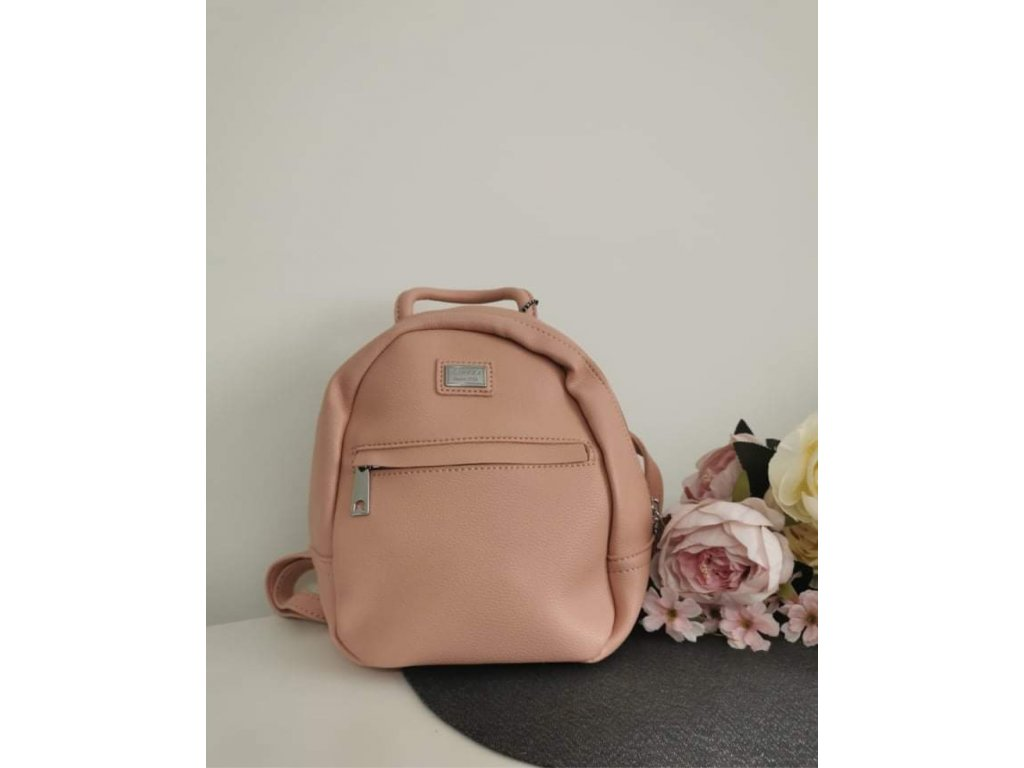 Ruksak 5527 pink