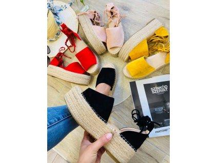 Dámske sandále 5335 black