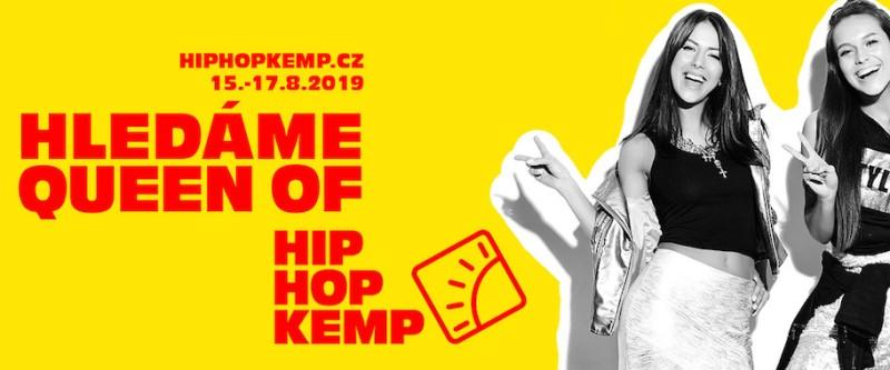 Staň se Queen of Hip Hop Kemp a vyhraj hafo cen i pecky od club420!
