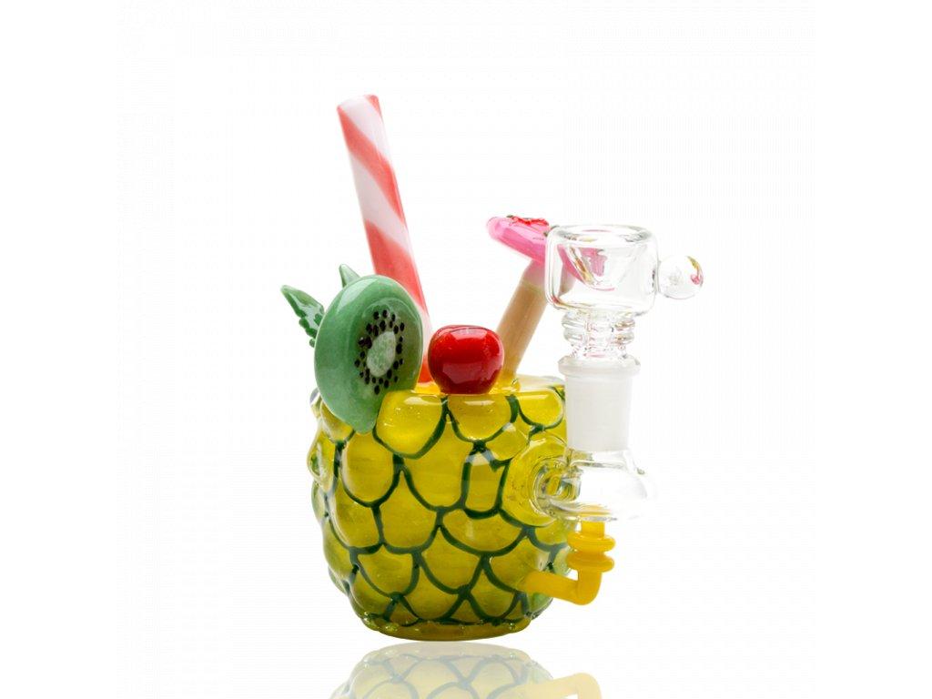 Skleněný bong Pineapple Paradise