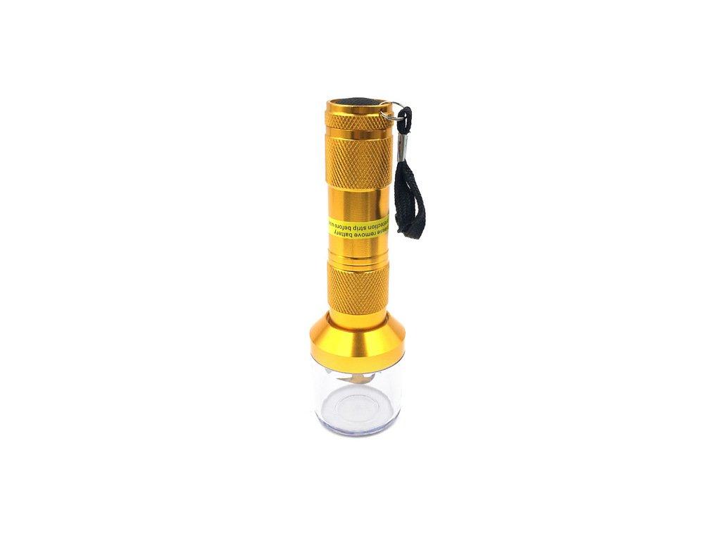 electric grinder gold