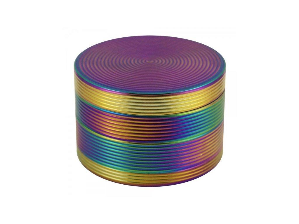 ripple grinder rainbow club420 no 1
