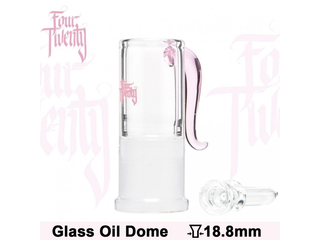 Oil Dome and Nail 420 Series | Pink