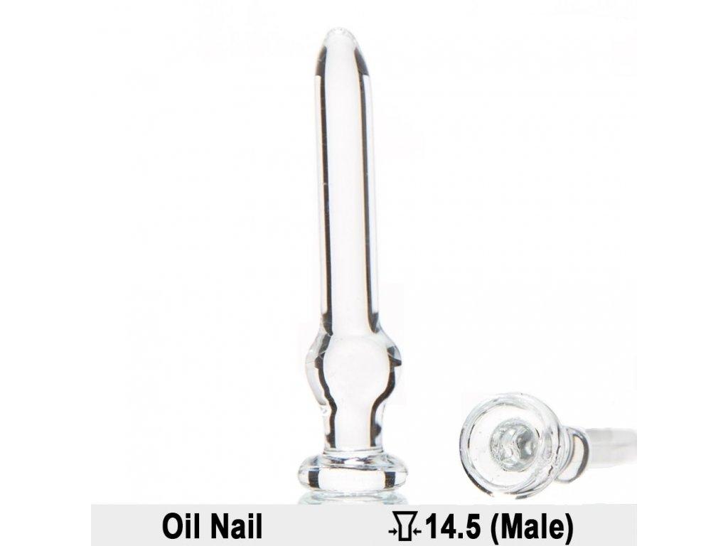 Nail na olej, oil nail,