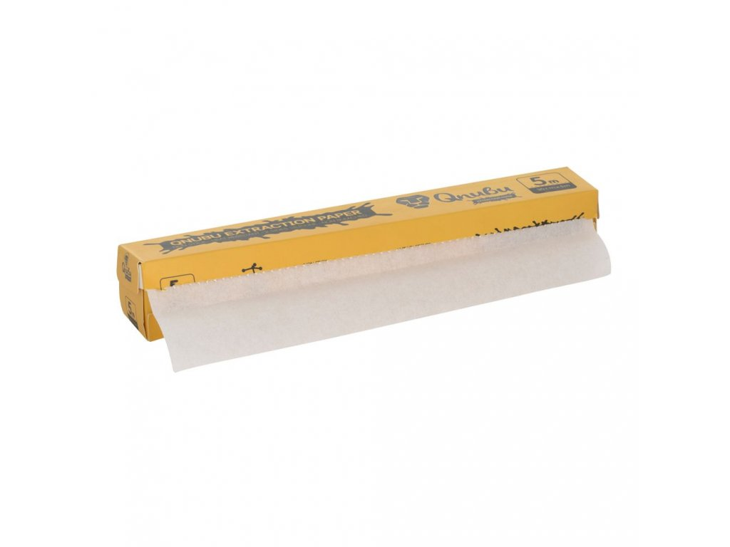 Qnubu papír na extrakci, 30 cm x 5 m