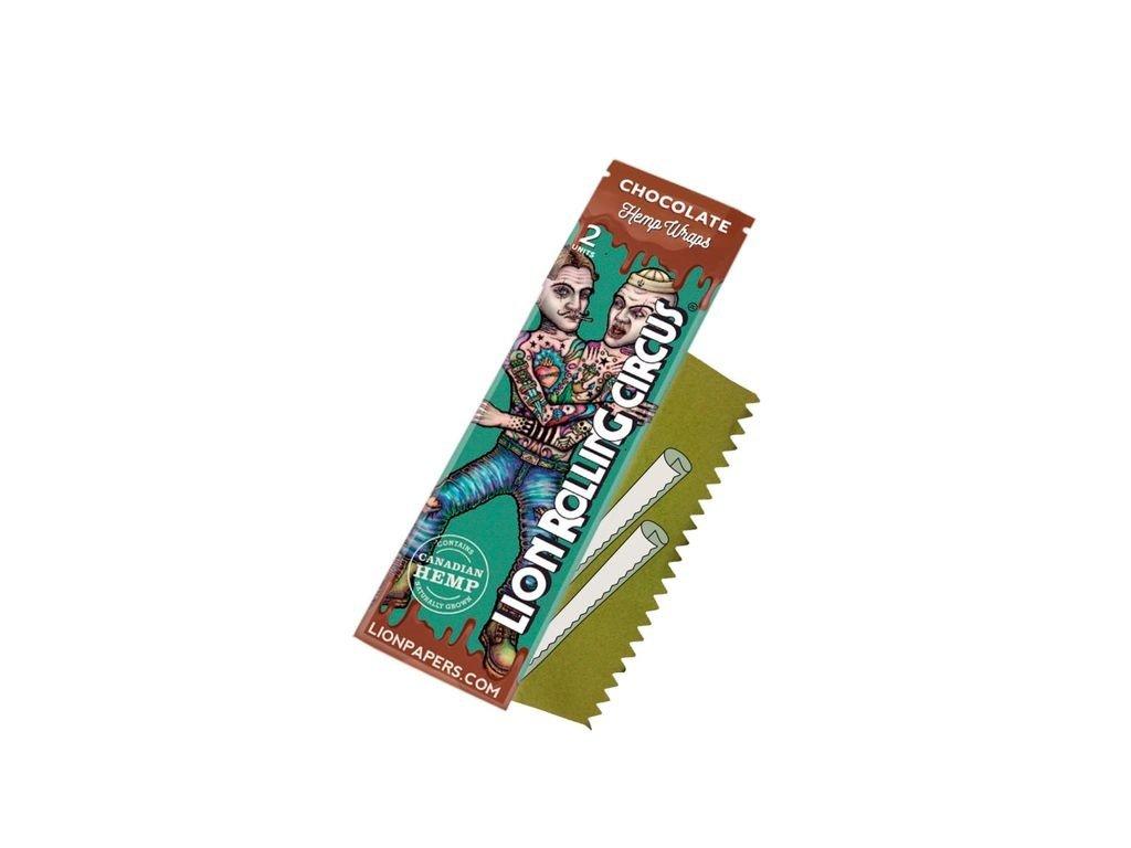 901128 hemp wrap chocolate