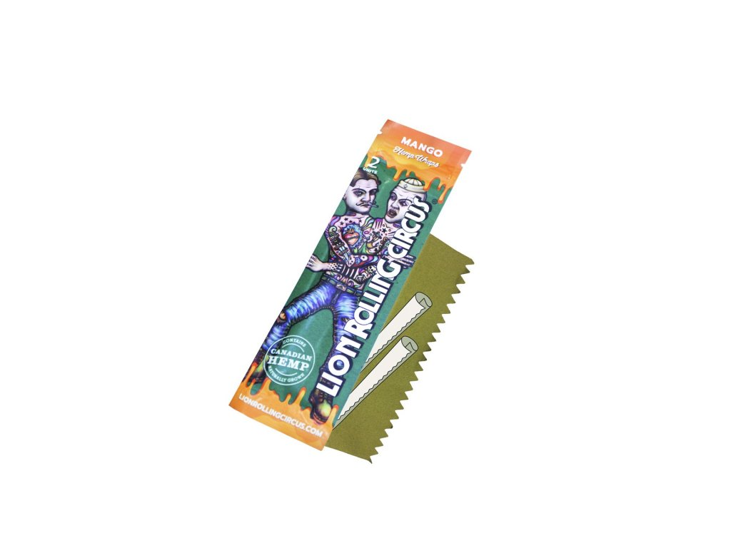 blunt wrap lion rolling circus