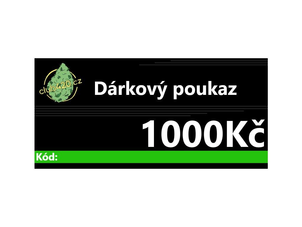 darkovypoukaz1000kč