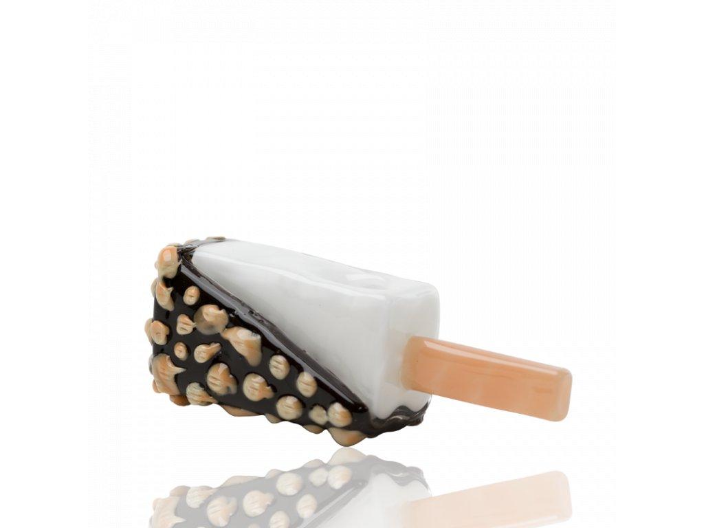 Skleněná fajfka Hazel-nug Popsicle