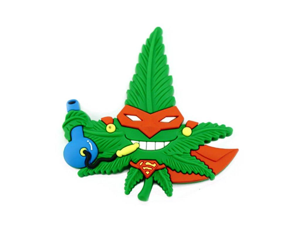 Stylová3D magnetka Ninja