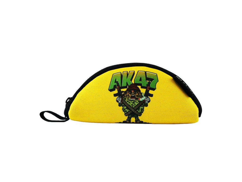 wPocket -Best Buds AK47 portable rolling tray