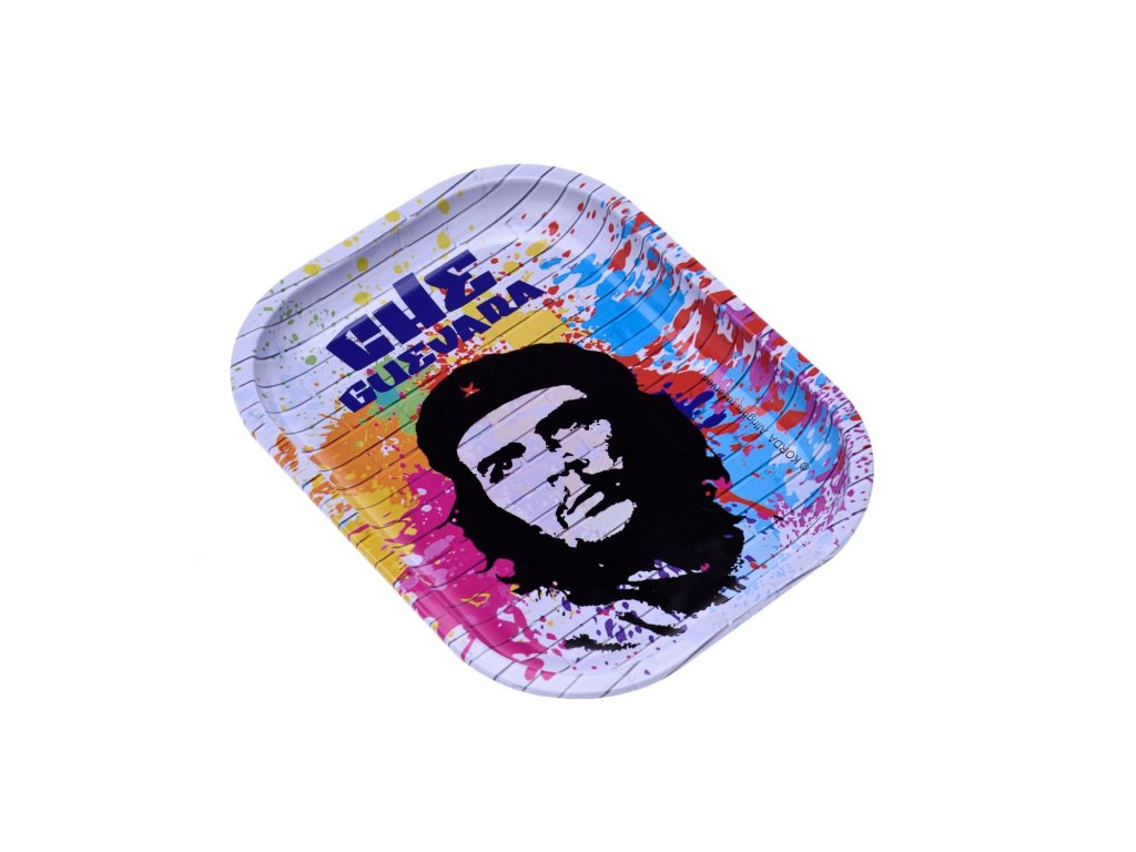 Champ   CHE Rolling Tray Small Size (27,5x17,5x2,0) with CHE logo