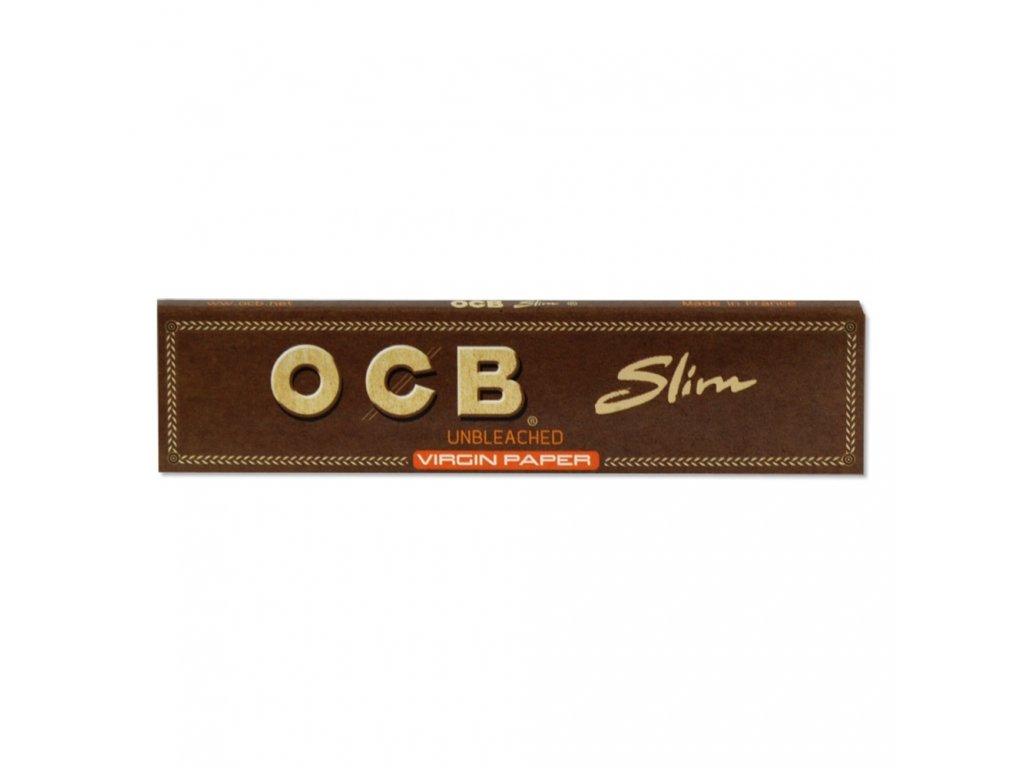 OCB Cigaretové papírky Virgin Slim