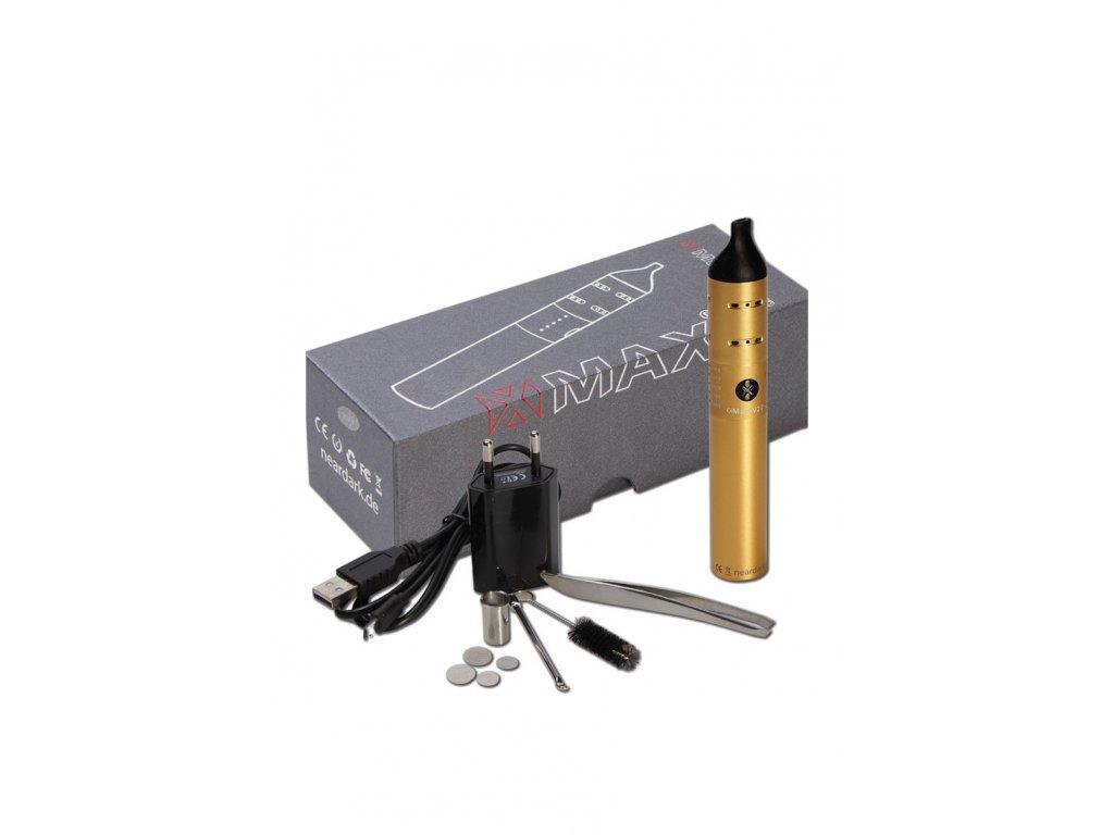 XMAX V2 Pro Vaporizer Zlatý