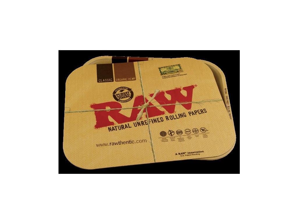 Víko na balicí podložku RAW MAGNETIC ROLLING TRAY COVER mini