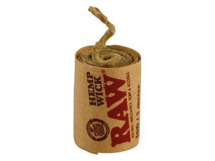 Špagát RAW HEMP WICK 3m