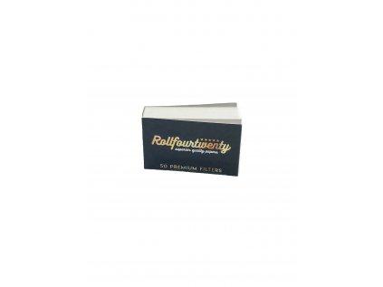 Filtry ROLLFOURTWENTY SUPERIOR QUALITY FILTERS - 50ks