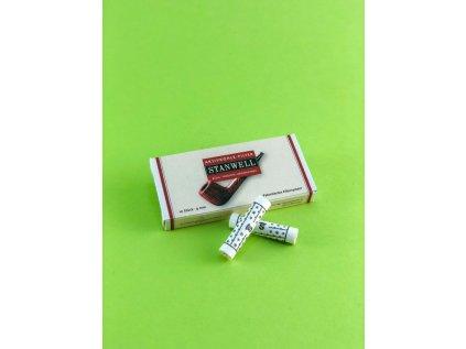 Uhlíkové filtry STANWELL - Ø 9mm - 10 ks