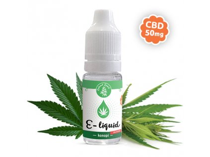 CBD E-liquid OG Kush 0,5 %, 10ml