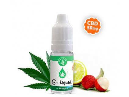 CBD E-liquid skywalker 0,5 %, 10ml