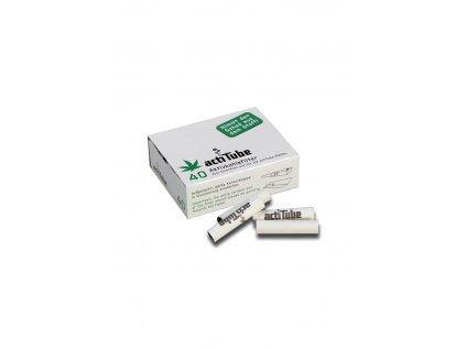 Uhlíkové filtry actiTube' Activated Carbon Filter - ACTITUBE FILTERS - Ø 8mm - 40 ks