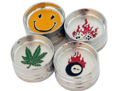 Buddies Mini Metal Grinder
