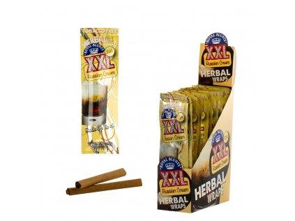 Royal Blunts XXL Konopné blunty ruská zmrzlina, 2 ks
