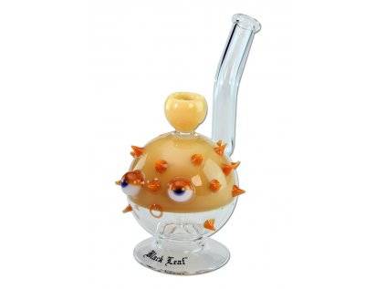 Black Leaf Skleněný bong Blowfish 18 cm