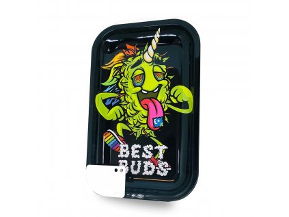 Best Buds – LSD Large Metal Rolling Tray