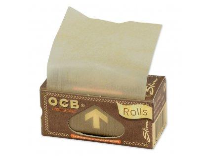 OCB Rolls Nekonečné cigaretové papírky Virgin Slim, 4 m