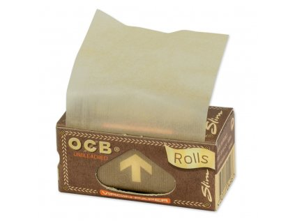 OCB | Virgin Slim Rolls, approx.4m x 44mm in roll