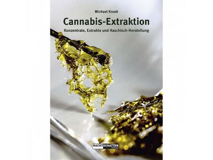 Book 'Cannabis-Extraktion'