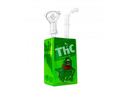 Juice Glass Bong Cartoon THC Frog 19cm