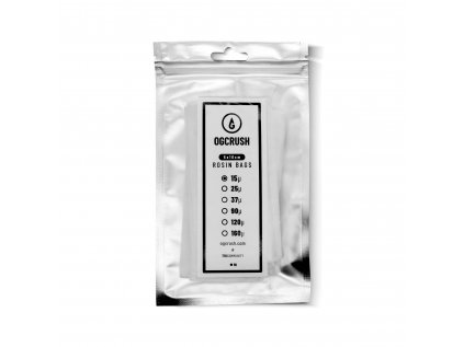 OGCrush Extrakční nylonové sáčky 15 µ, 10 ks