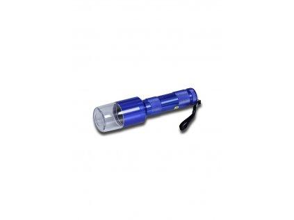 Elektrická hliníková drtička modrá Elektric Grinder Alu