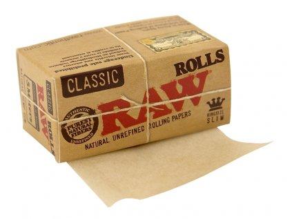 Rolka RAW CLASSIC ROLLS SLIM 5m