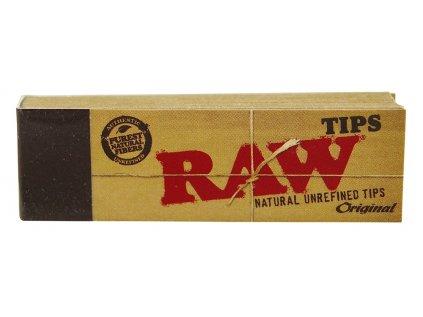 Papírové filtry RAW Original Tips 50 ks