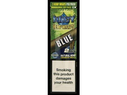 Konopné blunty JUICY HEMP BLUNTS BLUE