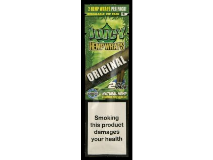 Konopné blunty JUICY HEMP BLUNTS ORIGINAL