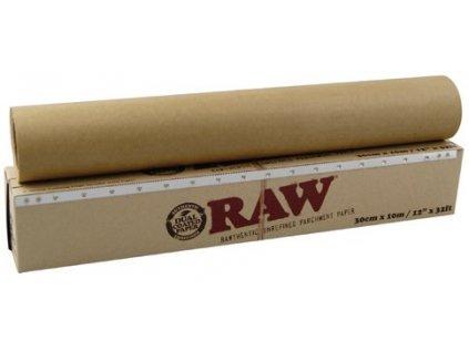 RAW Pergamenový papír 10 m