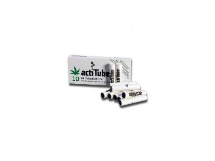 Uhlíkové filtry actiTube' Activated Carbon Filter - ACTITUBE FILTERS - Ø 8mm - 10 ks